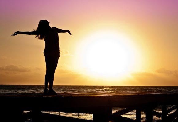 Ruhe und mentale Erholung