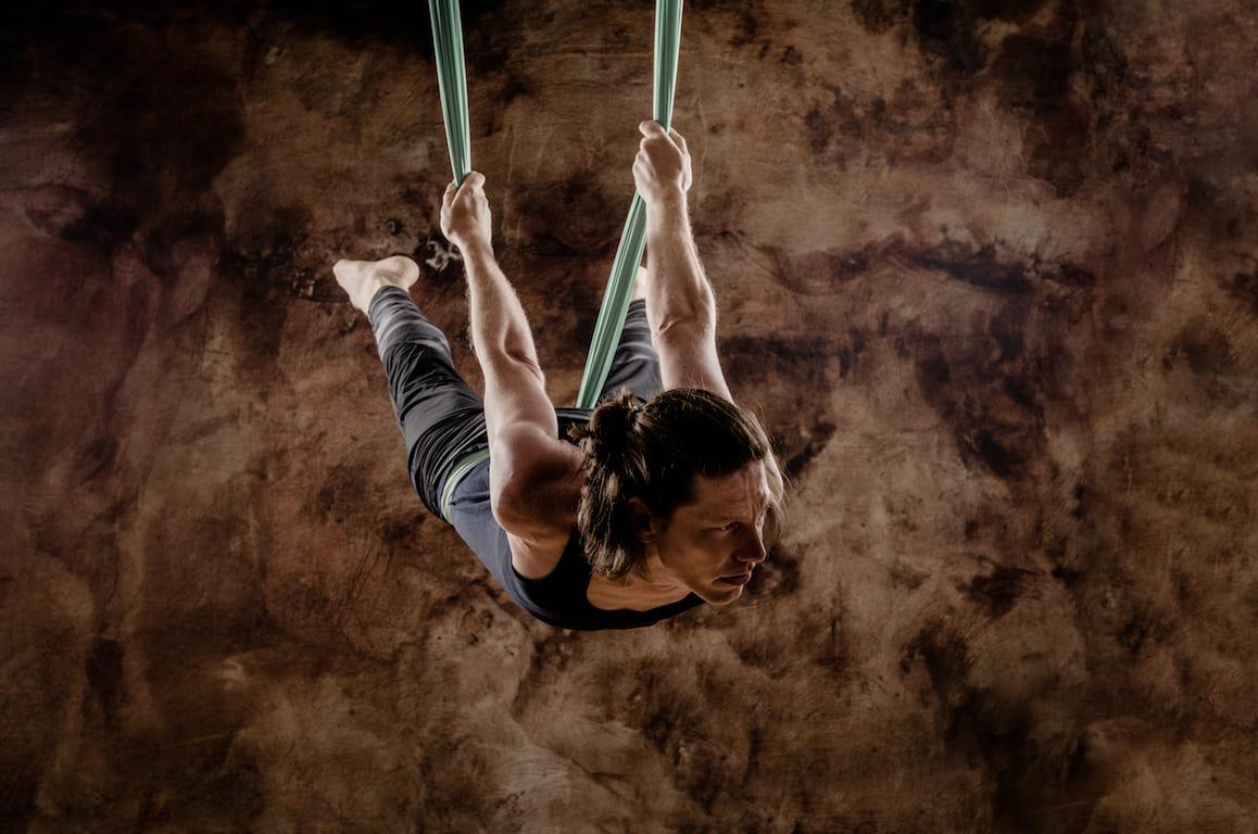Aerial Yoga Workshops für Anfänger und Fortgeschrittene 2018